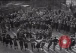 Image of Jewish dancing Munkacs Hungary, 1933, second 7 stock footage video 65675073777