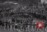 Image of Jewish dancing Munkacs Hungary, 1933, second 9 stock footage video 65675073777