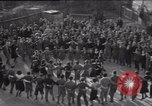 Image of Jewish dancing Munkacs Hungary, 1933, second 12 stock footage video 65675073777