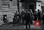 Image of Rounding up civilians Poland, 1940, second 2 stock footage video 65675073792
