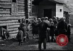 Image of Rounding up civilians Poland, 1940, second 7 stock footage video 65675073792