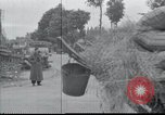 Image of Germans in Marquion during Invasion of France Marquion France, 1940, second 4 stock footage video 65675073793