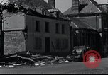 Image of World War 2 ruins in Chaumont-Porcien France Chaumont-Porcien France, 1940, second 6 stock footage video 65675073796