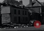 Image of World War 2 ruins in Chaumont-Porcien France Chaumont-Porcien France, 1940, second 7 stock footage video 65675073796