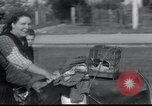 Image of Evacuees France, 1940, second 2 stock footage video 65675073797