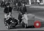 Image of Evacuees France, 1940, second 5 stock footage video 65675073797