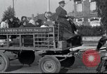 Image of Evacuees France, 1939, second 9 stock footage video 65675073797