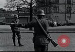 Image of German troops Compiegne France, 1940, second 8 stock footage video 65675073800