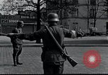 Image of German troops Compiegne France, 1940, second 9 stock footage video 65675073800