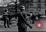 Image of German troops Compiegne France, 1940, second 12 stock footage video 65675073800