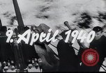 Image of German troops Denmark, 1940, second 7 stock footage video 65675073805