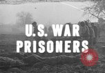 Image of United States prisoners Germany, 1945, second 1 stock footage video 65675073819