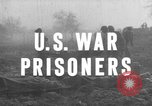 Image of United States prisoners Germany, 1945, second 3 stock footage video 65675073819