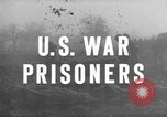 Image of United States prisoners Germany, 1945, second 4 stock footage video 65675073819