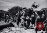 Image of United States troops Mariana Islands, 1944, second 7 stock footage video 65675073842