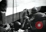 Image of underwater demolition team Balikpapan Borneo Indonesia, 1945, second 4 stock footage video 65675073846