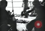 Image of underwater demolition team Balikpapan Borneo Indonesia, 1945, second 8 stock footage video 65675073846