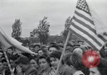 Image of inmates Germany, 1945, second 7 stock footage video 65675073858