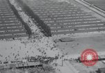 Image of Dachau concentration camp Germany, 1945, second 10 stock footage video 65675073859
