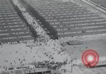 Image of Dachau concentration camp Germany, 1945, second 11 stock footage video 65675073859