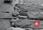 Image of emaciated corpses Germany, 1945, second 3 stock footage video 65675073860