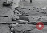 Image of emaciated corpses Germany, 1945, second 6 stock footage video 65675073860