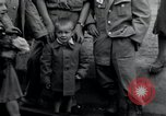Image of Jewish orphans of Buchenwald leaving Weimar Weimar Germany, 1945, second 10 stock footage video 65675073866