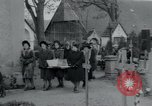 Image of German civilians Neuenburg Germany, 1945, second 2 stock footage video 65675073881