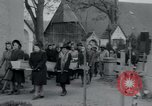 Image of German civilians Neuenburg Germany, 1945, second 4 stock footage video 65675073881