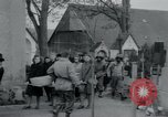 Image of German civilians Neuenburg Germany, 1945, second 7 stock footage video 65675073881