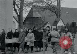 Image of German civilians Neuenburg Germany, 1945, second 9 stock footage video 65675073881