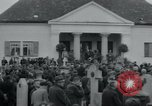 Image of German civilians Neuenburg Germany, 1945, second 10 stock footage video 65675073881