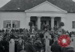 Image of German civilians Neuenburg Germany, 1945, second 11 stock footage video 65675073881