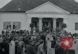 Image of German civilians Neuenburg Germany, 1945, second 12 stock footage video 65675073881
