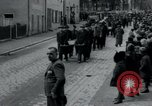 Image of German civilians Neuenburg Germany, 1945, second 8 stock footage video 65675073882