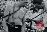 Image of prisoners of camp Belgium, 1945, second 7 stock footage video 65675073888