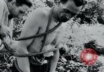 Image of prisoners of camp Belgium, 1945, second 12 stock footage video 65675073888