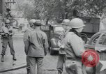 Image of General Raymond S McLain Weilheim Germany, 1945, second 6 stock footage video 65675073899