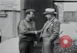 Image of General Raymond S McLain Weilheim Germany, 1945, second 9 stock footage video 65675073899