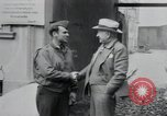 Image of General Raymond S McLain Weilheim Germany, 1945, second 12 stock footage video 65675073899