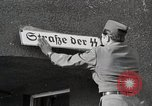 Image of United States soldier Germany, 1945, second 11 stock footage video 65675073904