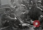 Image of liberated prisoners Germany, 1945, second 1 stock footage video 65675073906