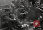 Image of liberated prisoners Germany, 1945, second 5 stock footage video 65675073906