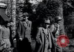 Image of emaciated corpses Germany, 1945, second 10 stock footage video 65675073908