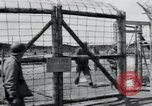Image of liberated surviving concentration camp prisoners Landsberg Germany, 1945, second 6 stock footage video 65675073910
