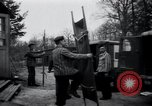 Image of sick prisoners Germany, 1945, second 11 stock footage video 65675073911