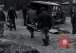 Image of sick prisoners Germany, 1945, second 2 stock footage video 65675073913