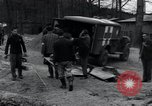 Image of sick prisoners Germany, 1945, second 4 stock footage video 65675073913