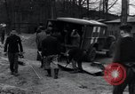 Image of sick prisoners Germany, 1945, second 5 stock footage video 65675073913