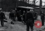 Image of sick prisoners Germany, 1945, second 7 stock footage video 65675073913